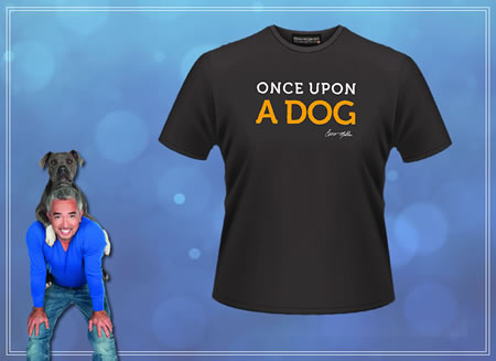 ONCE UPON A DOG - Female T-Shirt